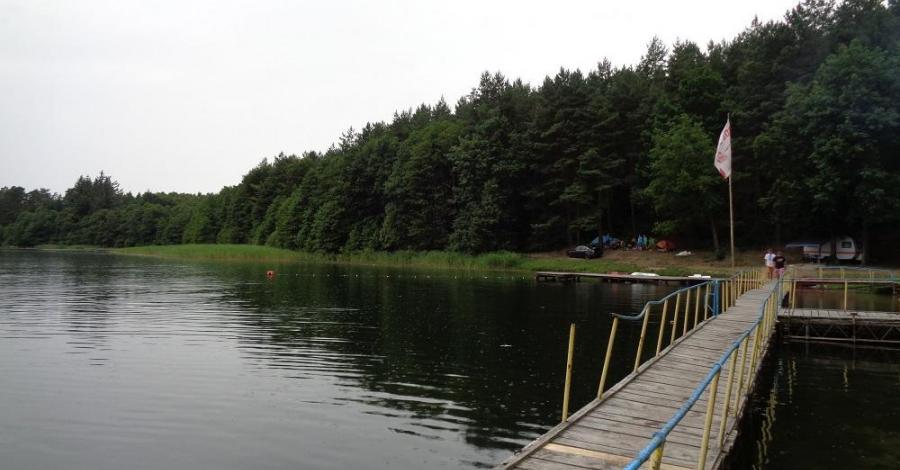 Jezioro Popiel - zdjęcie