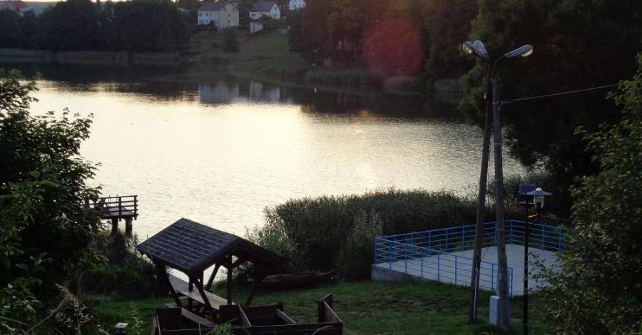 Jezioro Punia - zdjęcie