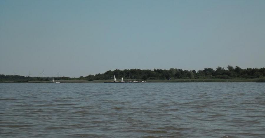 Jezioro Wicko - zdjęcie