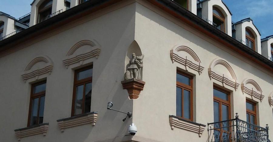Kamienica z Gwarkiem w Olkuszu - zdjęcie