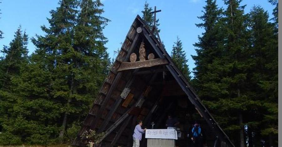 Kaplica na Okrąglicy - zdjęcie