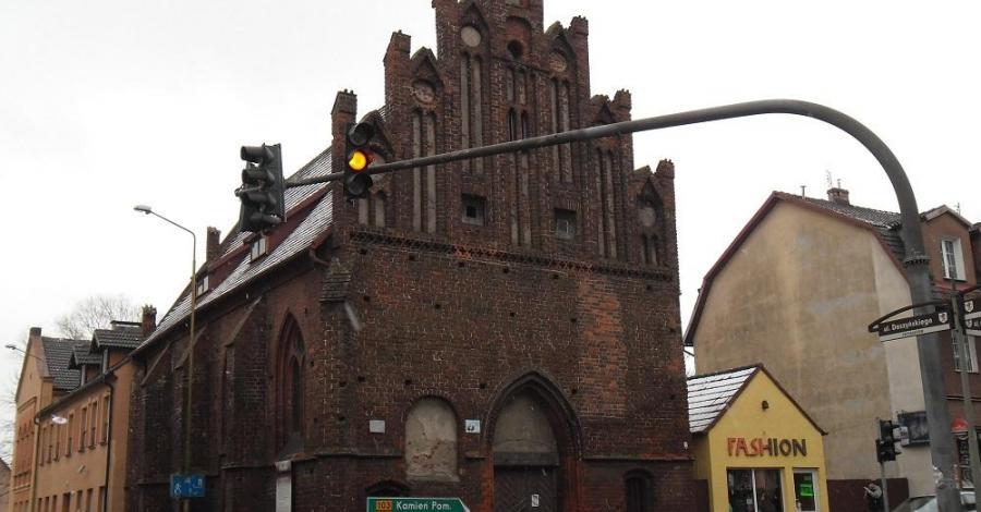 Kaplica Św. Ducha w Trzebiatowie - zdjęcie