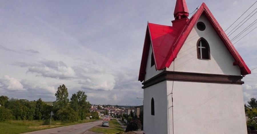 Kapliczka Św. Floriana w Woźnikach, Magdalena
