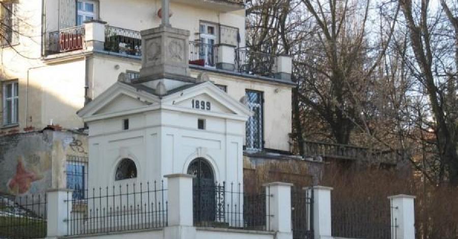 Grobowiec Szustrów w Warszawie - zdjęcie
