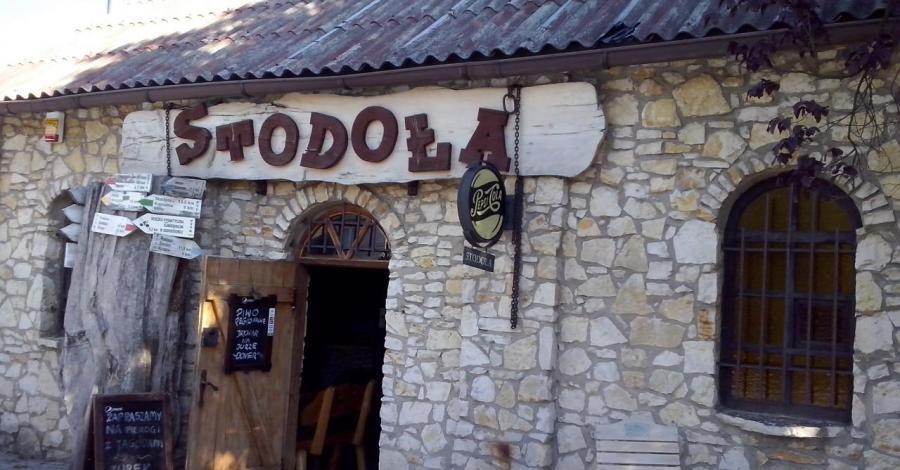 Karczma Stodoła w Ogrodzieńcu, mokunka
