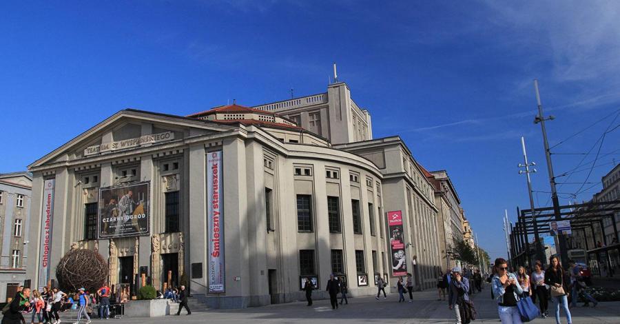Teatr Śląski w Katowicach - zdjęcie