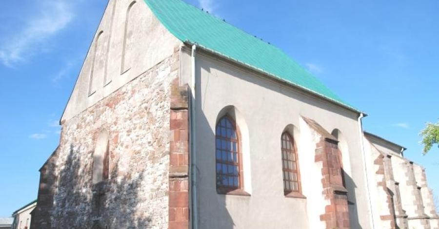 Klasztor franciszkanów w Chęcinach, mokunka