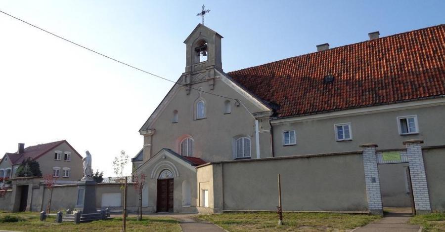Klasztor Kapucynek w Przasnyszu - zdjęcie