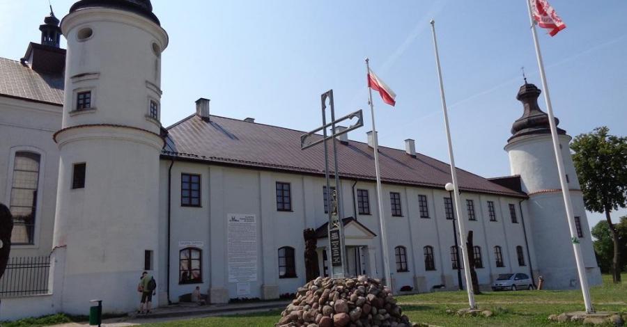 Klasztor w Sejnach - zdjęcie