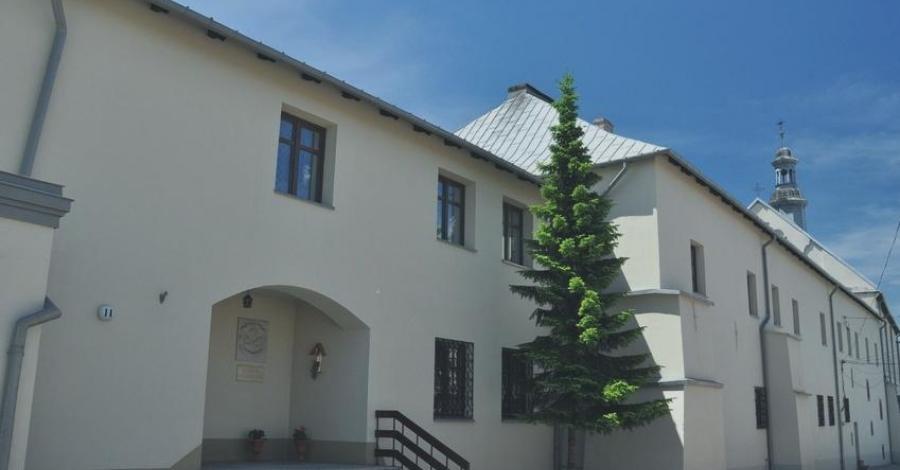 Klasztor Bernardynek w Chęcinach - zdjęcie