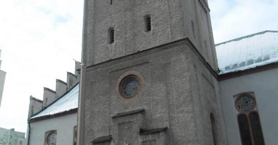 Kościół Chrystusa Króla w Świnoujściu - zdjęcie
