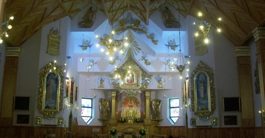 Kościół Imienia Maryi w Tyliczu - zdjęcie