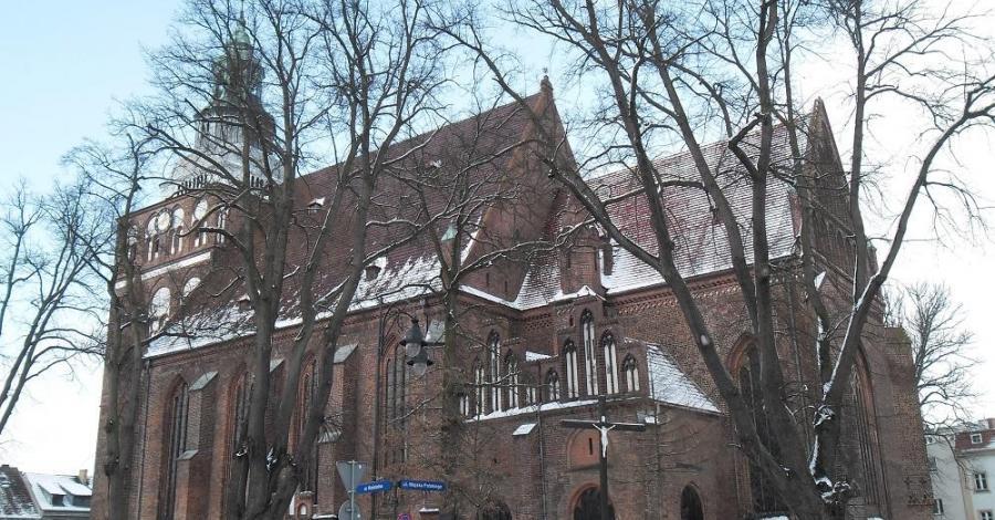 Kościół Mariacki w Gryficach - zdjęcie