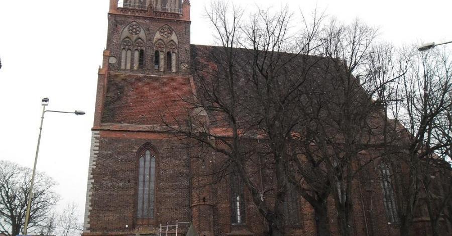 Kościół Mariacki w Trzebiatowie - zdjęcie