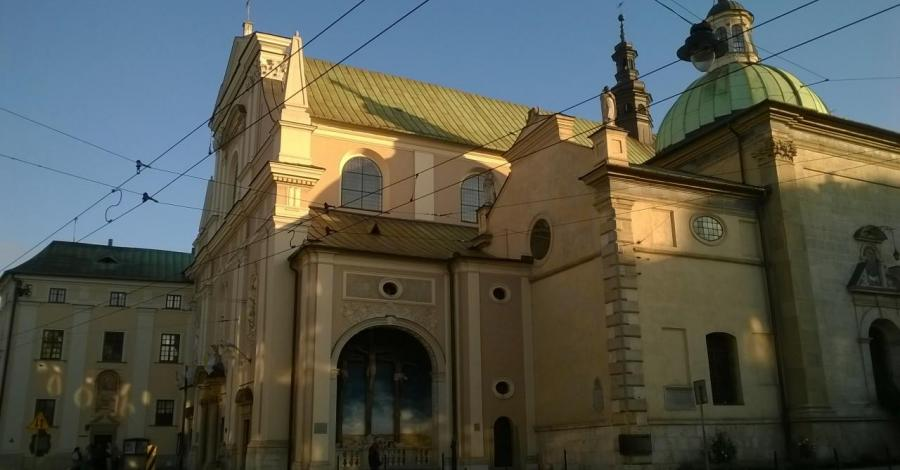 Kościół Nawiedzenia NMP w Krakowie - zdjęcie