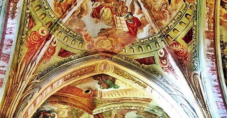 Kościół NMP i Św. Wojciecha w Staniątkach - zdjęcie