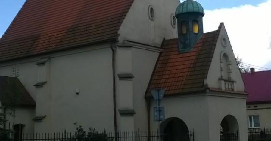 Kościół Ofiarowania NMP w Skawinie - zdjęcie