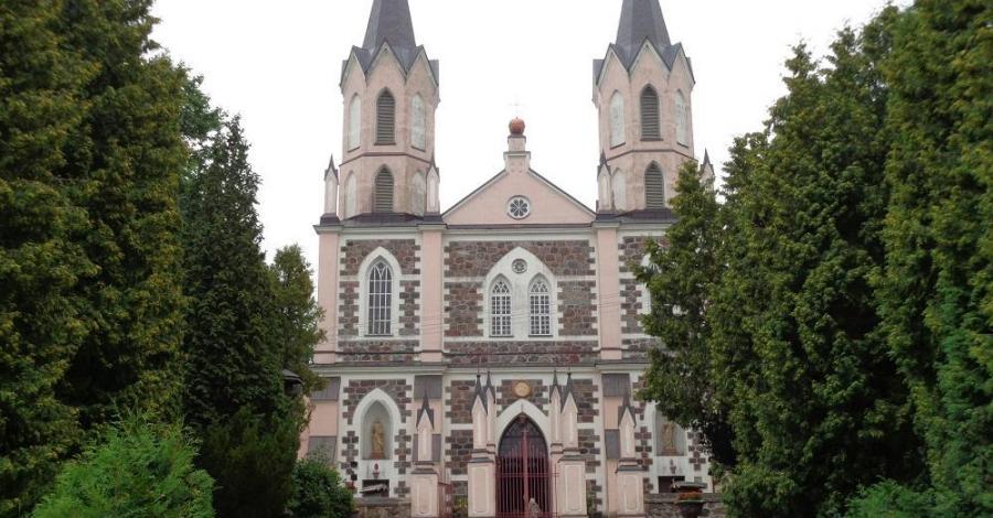 Kościół Wniebowzięcia NMP w Puńsku - zdjęcie