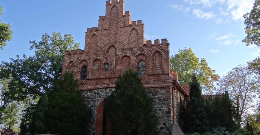Kościół w Bierzgłowie - zdjęcie