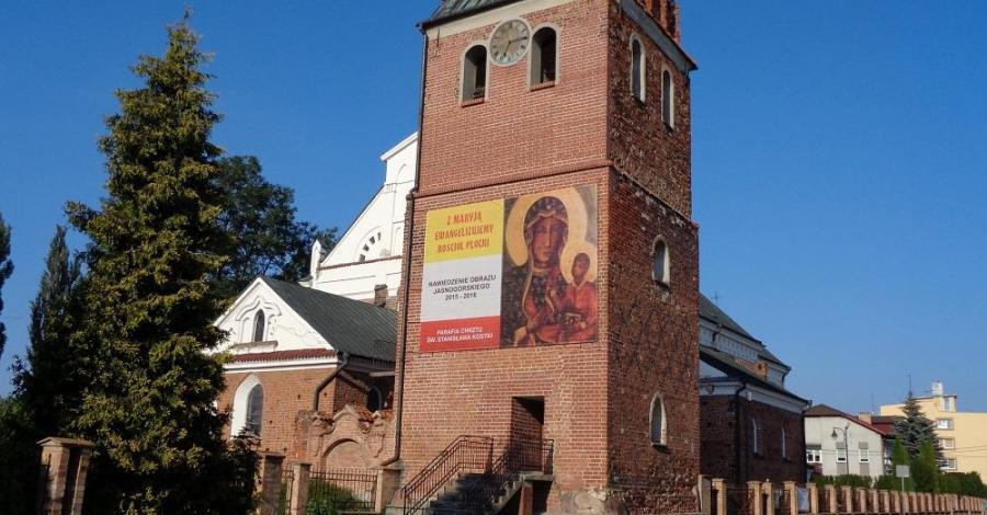 Kościół Wniebowzięcia NMP w Przasnyszu - zdjęcie