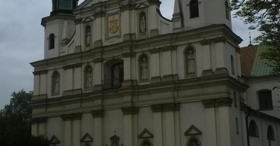 Kościół Św. Bernardyna ze Sieny w Krakowie - zdjęcie