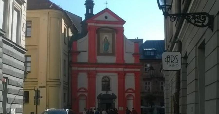 Kościół Św. Jana Chrzciciela i Św. Jana Ewangelisty w Krakowie - zdjęcie