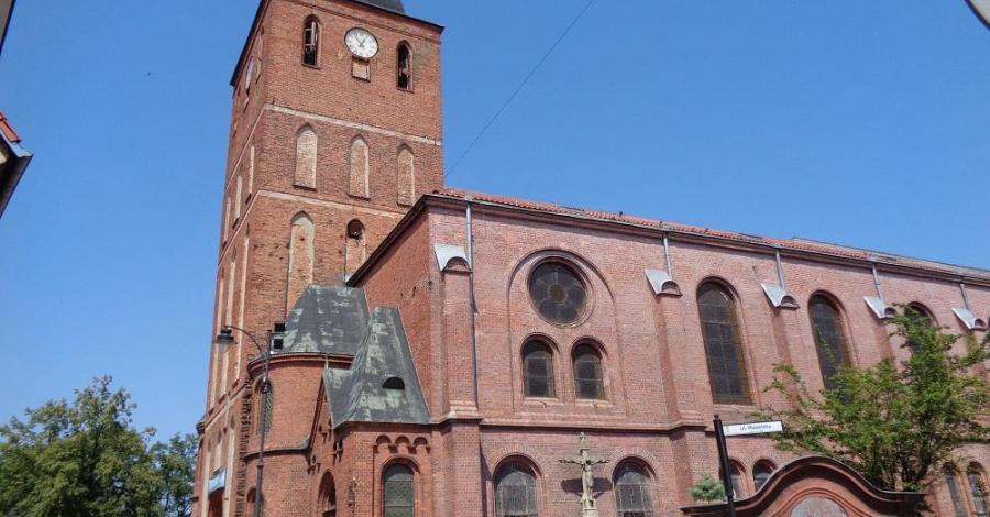 Kościół Św. Jana Chrzciciela w Biskupcu - zdjęcie
