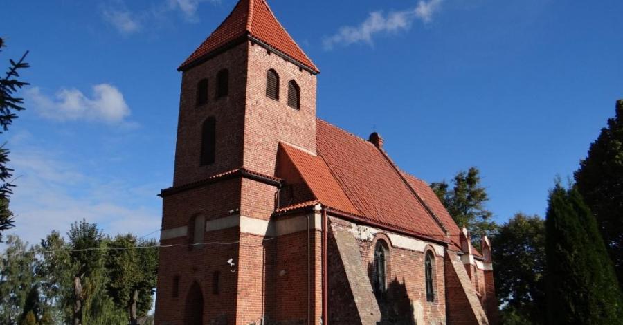 Kościół w Świerczynkach - zdjęcie