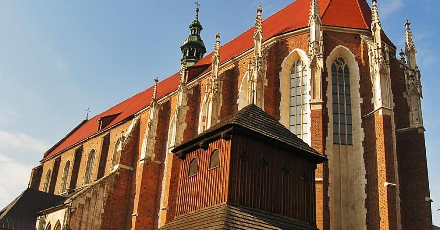 kościół Św. Katarzyny i Św. Małgorzaty w Krakowie - zdjęcie
