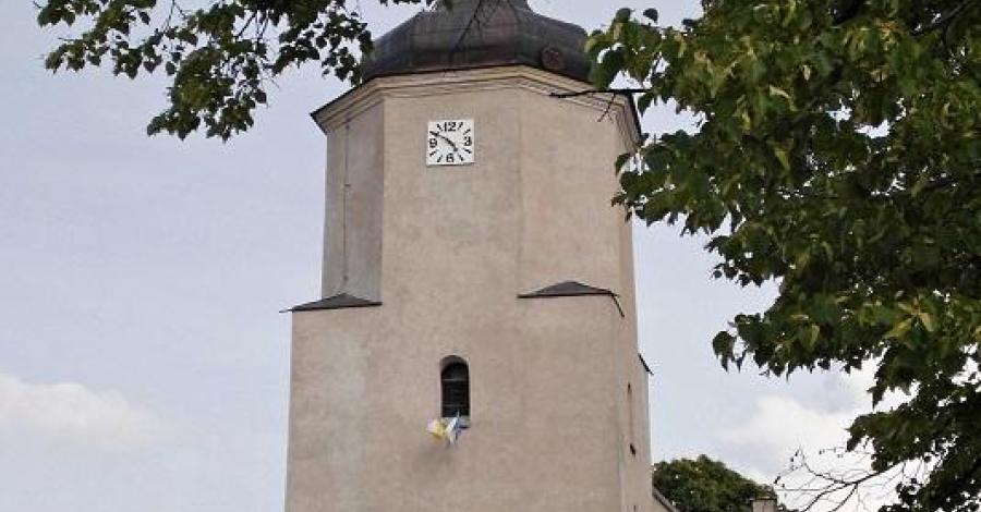 Kościół Św. Katarzyny w Woźnikach - zdjęcie
