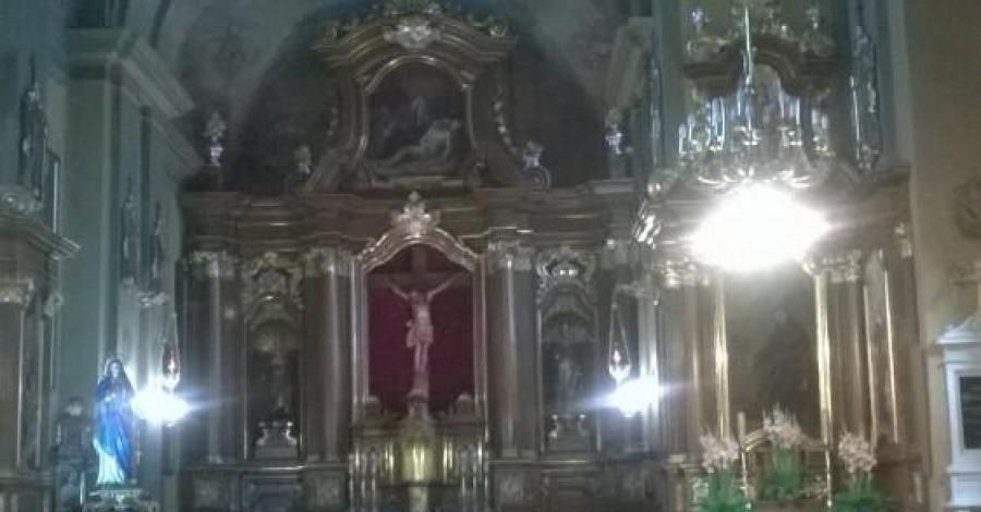 Kościół Św. Kazimierza w Krakowie, Lucy i Tom
