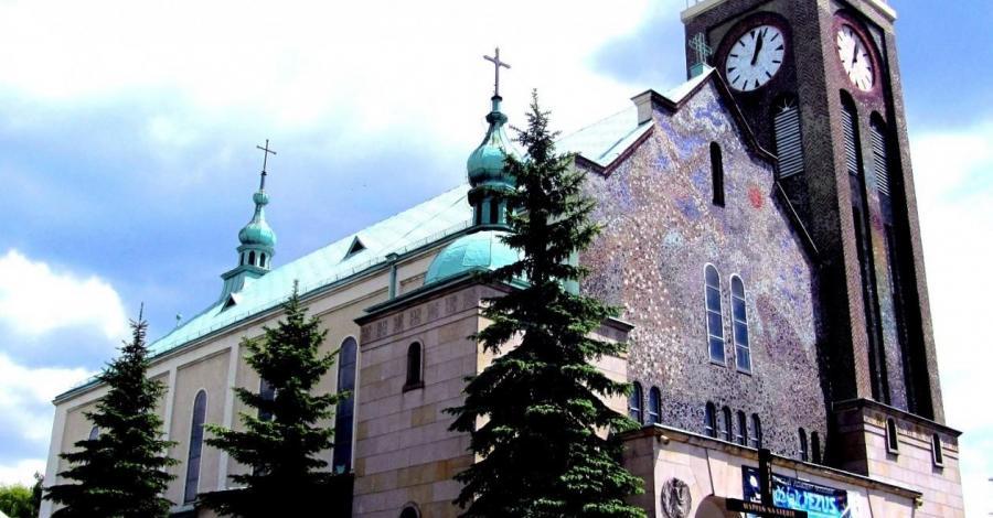 Kościół MB Bolesnej w Mysłowicach, mokunka