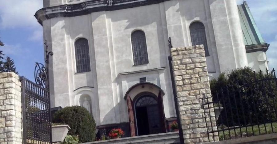 Kościół w Niegowonicach - zdjęcie