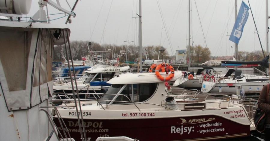 Marina w Darłowie - zdjęcie