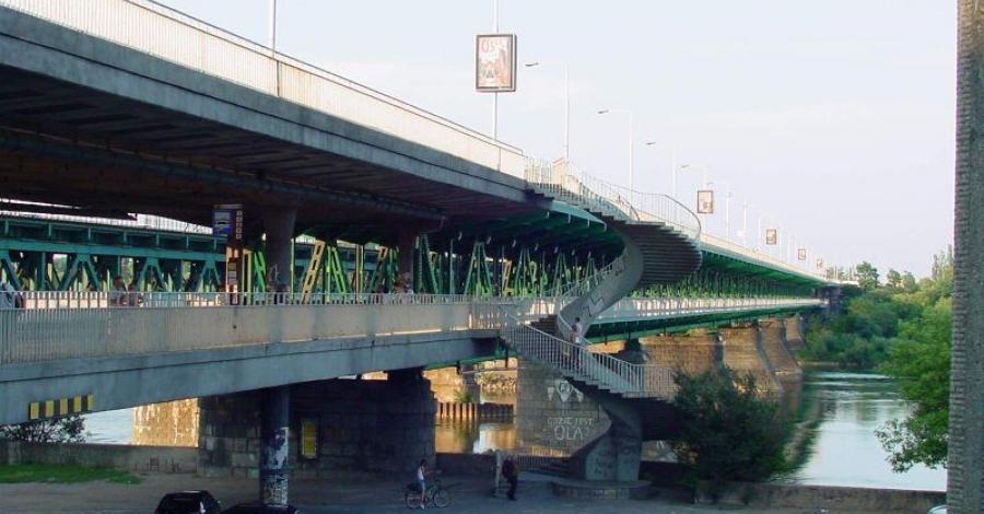 Most Gdański w Warszawie - zdjęcie