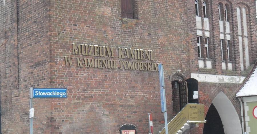 Muzeum Kamieni w Kamieniu Pomorskim - zdjęcie