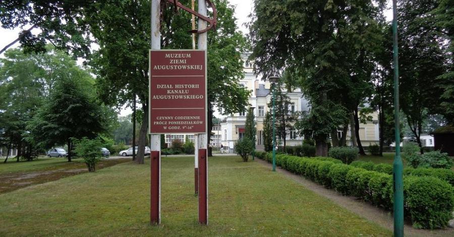 Muzeum Historii Kanału Augustowskiego w Augustowie - zdjęcie