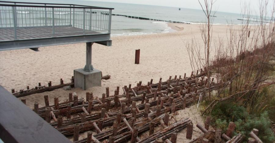 Platformy widokowe w Kołobrzegu - zdjęcie