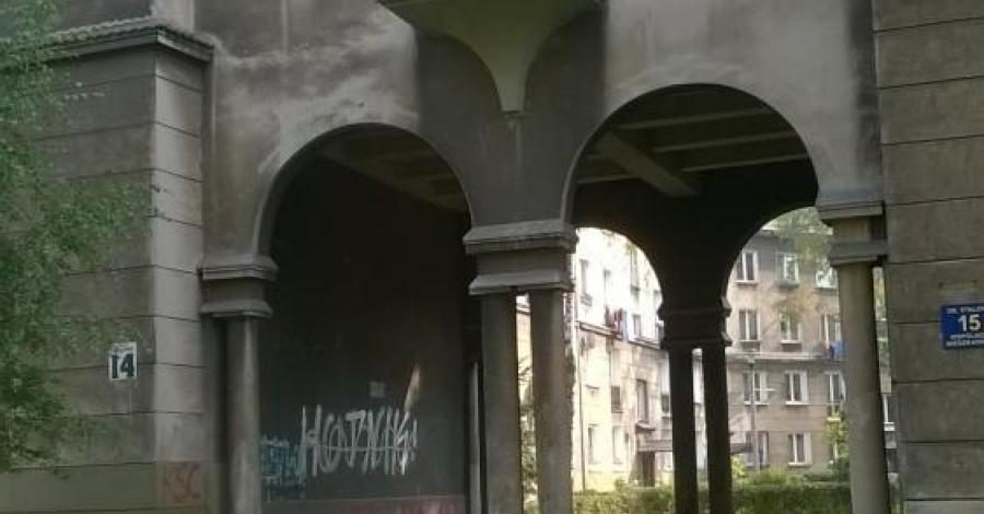 Osiedle Stalowe w Krakowie Nowej Hucie - zdjęcie