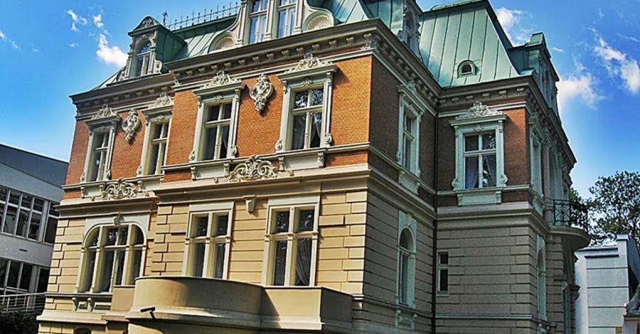 Pałac Hantkego w Częstochowie - zdjęcie