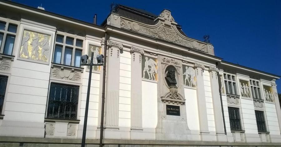 Pałac Sztuki w Krakowie - zdjęcie