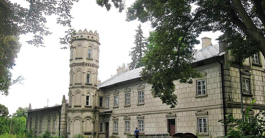 Pałac w Kłobukowicach - zdjęcie