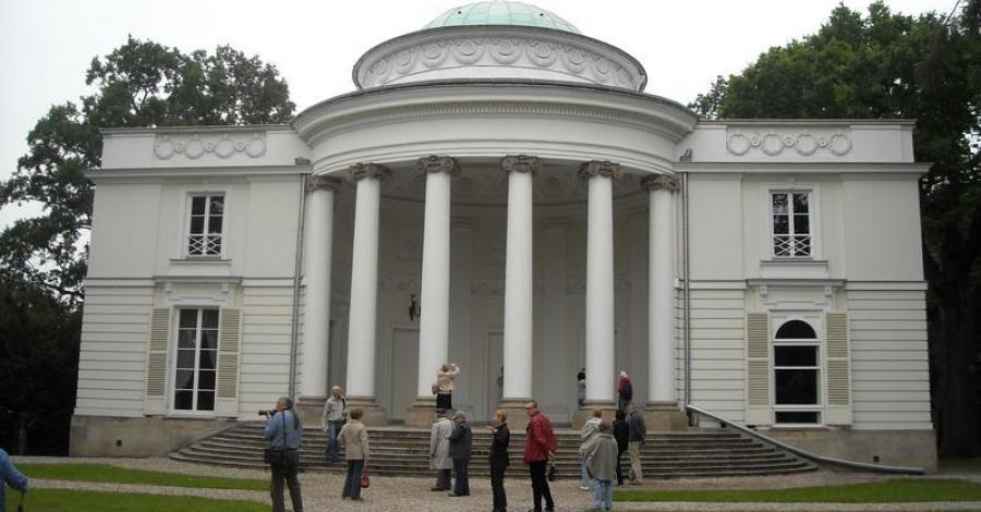 Pałac w Natolinie - zdjęcie