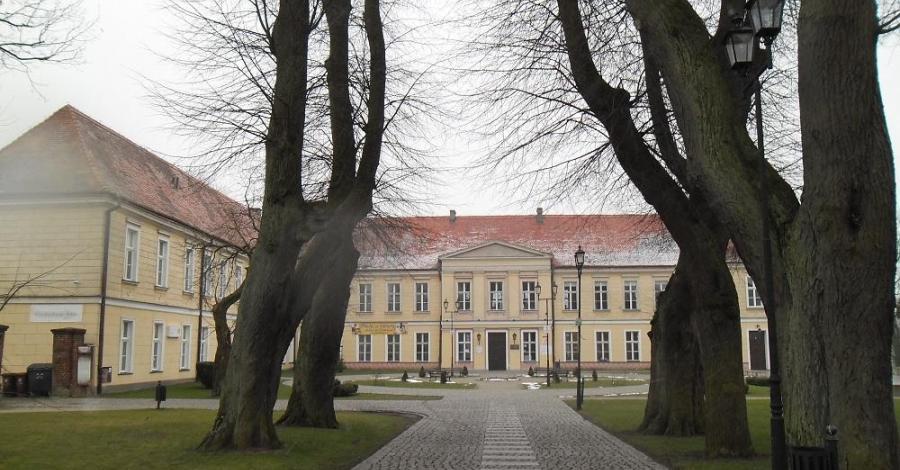 Pałac w Trzebiatowie - zdjęcie