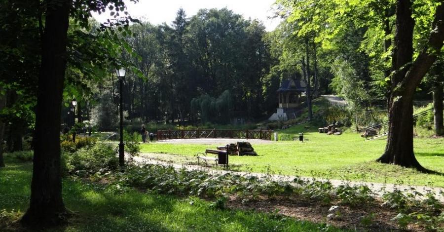 Park Dolny w Szczawnicy, Marcin_Henioo