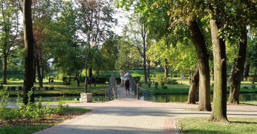 Park Miejski w Przasnyszu - zdjęcie