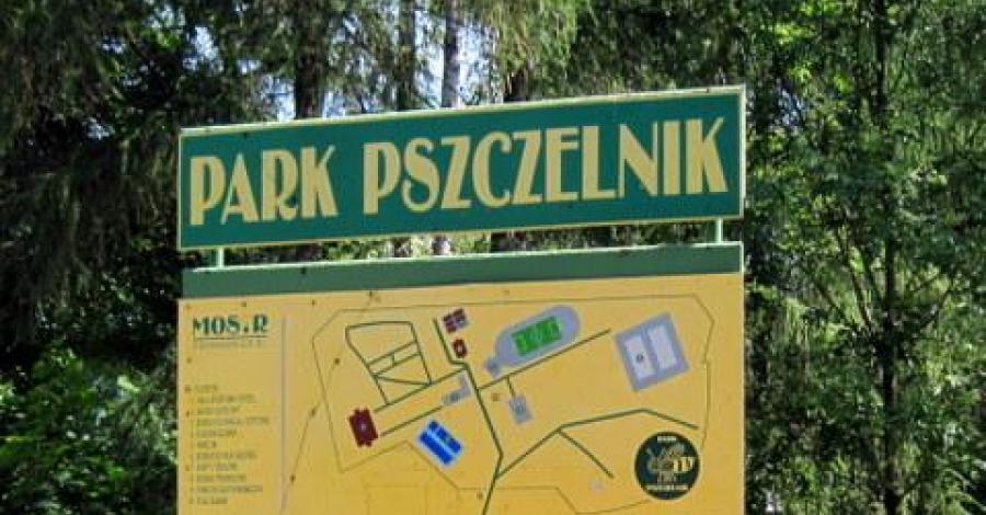 Park Pszczelnik w Siemianowicach Śląskich - zdjęcie