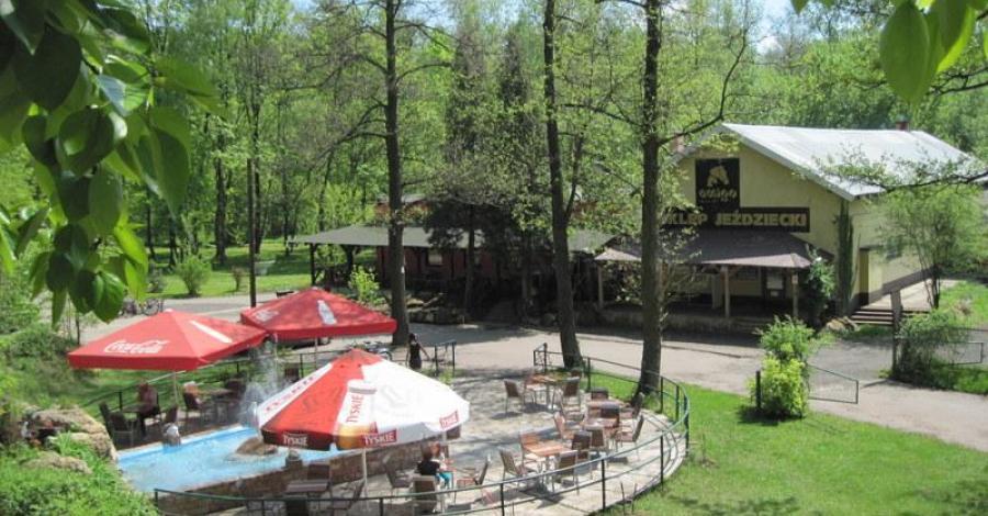 Park Rozkówka w Będzinie Grodźcu - zdjęcie
