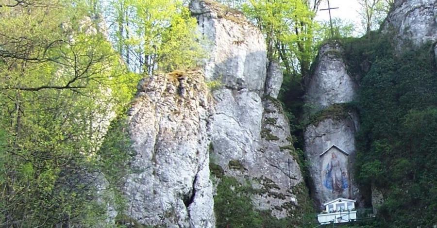 Dolina Mnikowska na Jurze - zdjęcie