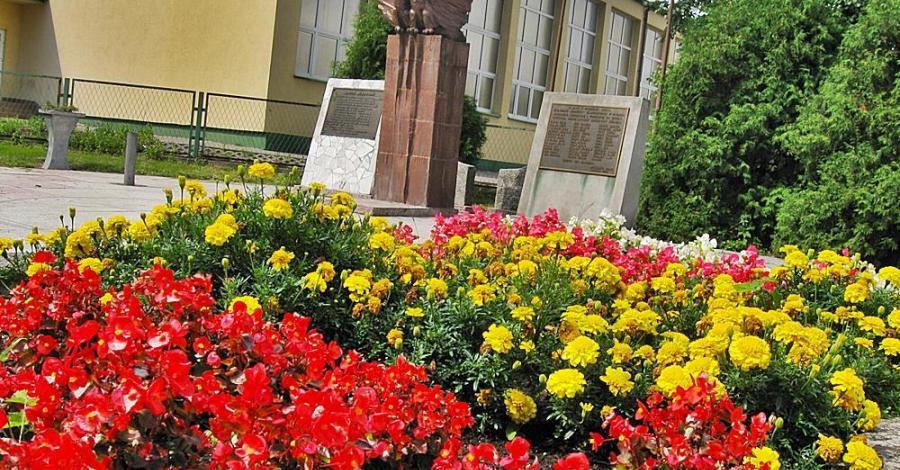 Plac Pamięci Powstania Styczniowego w Kruszynie - zdjęcie
